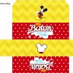 Caixa de Baton Mickey