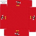 Caixa de Bombom Mickey - Parte de baixo 2