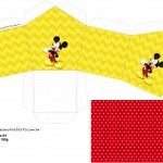 Casinha Mickey