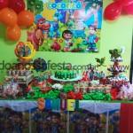 Tema: Cocoricó – Festa da Leitora Viviane Martins!