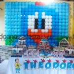 Tema: Galinha Pintadinha – Festa da Leitora Cintia Medeiros!