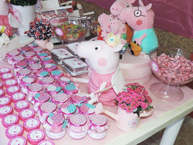 Bolo Peppa Pig Princesa: ...