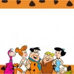 Flintstones – Kit Completo com molduras para convites, rótulos para guloseimas, lembrancinhas e imagens!