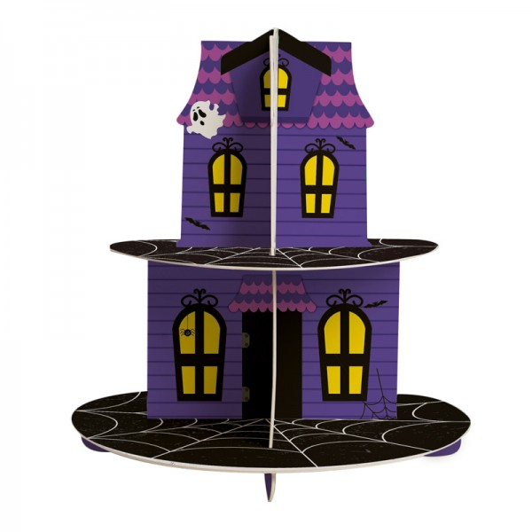 Suporte para Cupcake Halloween: