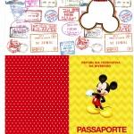 Passaporte Mickey