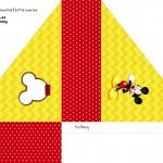 Porta Guardanapos Mickey