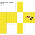 Porta Tubetes Mickey