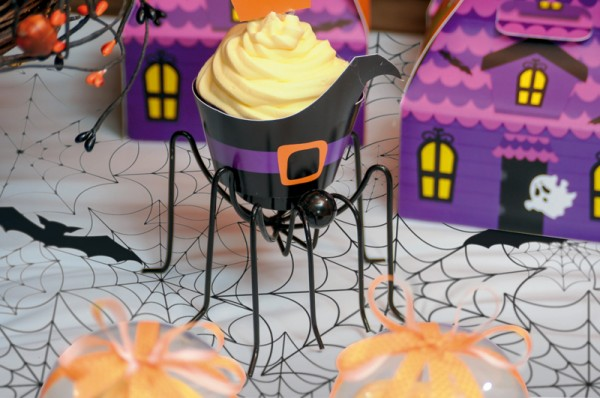 Saias Wrappers para Cupcakes Halloween: