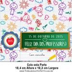Rótulo Bis Dia dos Professores 2015 Dica de Presente
