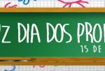 Rótulo Dia dos Professores 2015 Dica de Presente