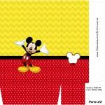 Sacolinha Surpresa Mickey 2 - Parte 2
