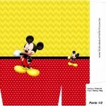 Sacolinha Surpresa Mickey Mouse 2 - Parte 1