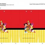 Sacolinha Surpresa Mickey e sua Turma 2 - A3