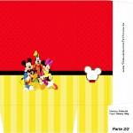 Sacolinha Surpresa Mickey e sua Turma - Parte 2