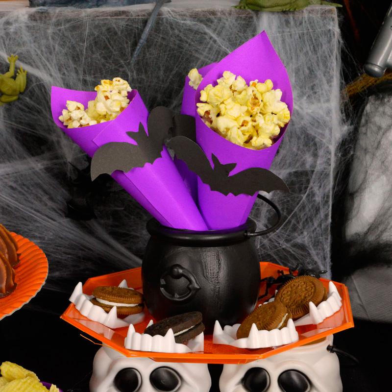 Ideias para o Halloween! -> Decoracao Para Mesa Halloween