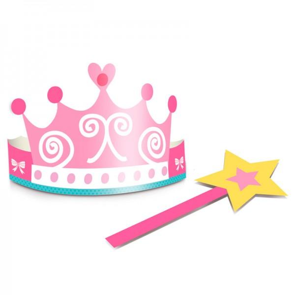 Coroa Princesa Bailarina: