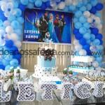 Tema: Frozen – Festa da Leitora Ana Galvão!