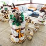 Ideias Chá de Bebê Safari
