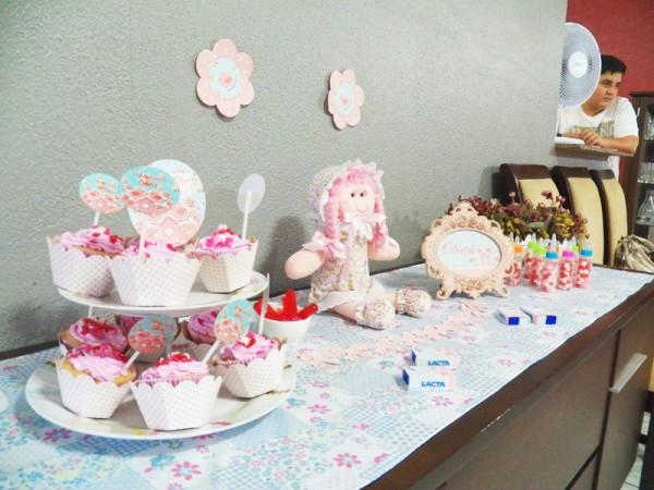 Cupcakes Jardim Encantado: