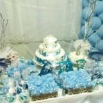 Decoração Festa Frozen