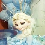 Centro de Mesa Frozen