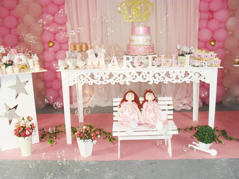 Decoração Festa Princesa: