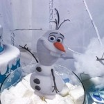 Doces Festa Frozen