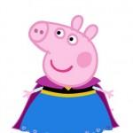 Peppa Pig Anna Frozen