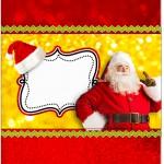 Natal Papai Noel – Kit  de personalizados para Festa!