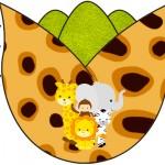 Bandeirinha Sanduiche Safari 7