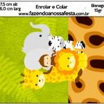 Bisnaga Brigadeiro 15 gr Safari