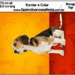 Bisnaga Brigadeiro 15gr Cachorrinho Beagle