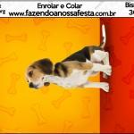 Bisnaga Brigadeiro 30gr Cachorrinho Beagle