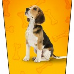 Bisnaga Flip Top Cachorrinho Beagle