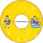 CD DVD Bita e os Animais para Meninos