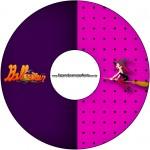 CD DVD Halloween Bruxinha