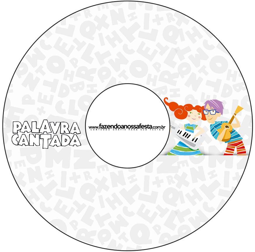 Palavra Cantada cd cd Dvd Palavra Cantada