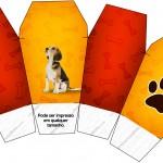 Caixa China in Box Cachorrinho Beagle