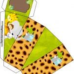 Caixa Fatia Safari