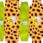Caixa Sabonete Safari