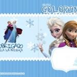 Frozen – Livrinho de Atividades para Lembrancinha!