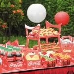 Ideias para Festa Coca-Cola!