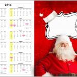 Convite Calendário 2014 1