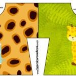 Convite Camisa Safari