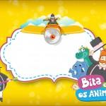Bita e os Animais para Meninos – Kit festa infantil!
