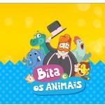 Copinho de Brigadeiro Bita e os Animais para Meninos