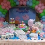 Tema: Peppa Pig – Festa da Leitora Angeline!