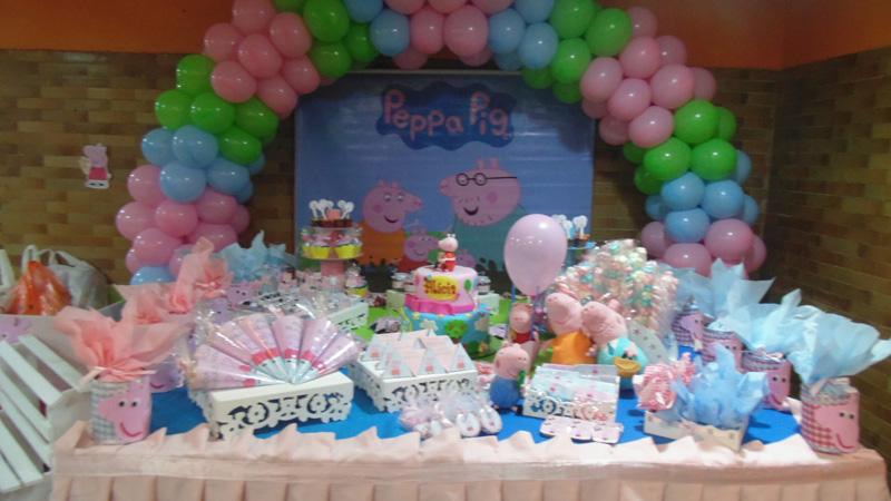 ... decoracao-festa-peppa-pig ...