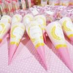 Cone Guloseimas Festa Princesa