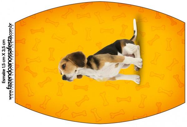 Esmalte Cachorrinho Beagle